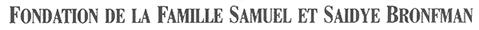 Fondation de la Famille Samuel et Saidye Bronfman